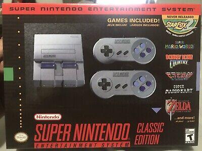 Super Nintendo Mini Entertainment System: NES 21 GAMES Classic Edition