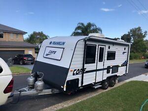 Caravan Franklin Core 196DB