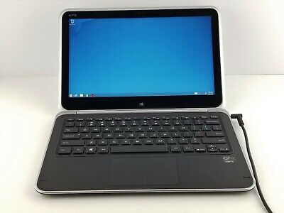 Dell XPS 12 Laptop/Tablet 128GB, i5-3337 Core, 1.80GHz, 4GB, Win 8.1 *READ