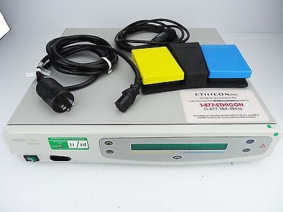 Ethicon Gynecare Versapoint Bipolar Electrosurgery System W Foot Switch 00482