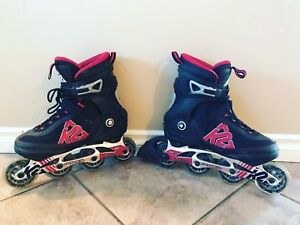 Men's size 8 rollerblades in very good condition