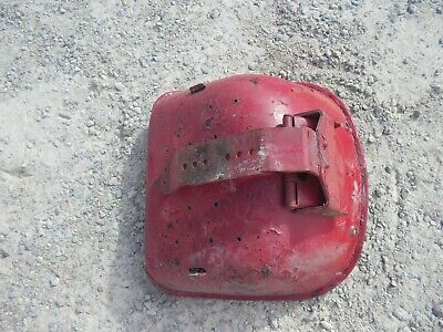 Massey Ferguson 35 Tractor Metal Seat Pan Assembly W Flip Over Bracket 8n