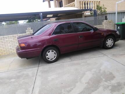 1998 Toyota Camry CSi 5 Speed Manual Sedan