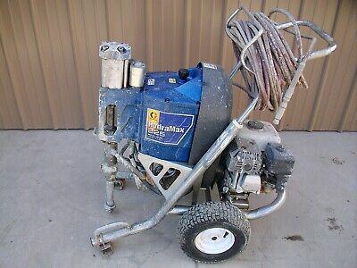 Graco Hydramax 225 Hydraulic Airless Paint Sprayer Honda Gas