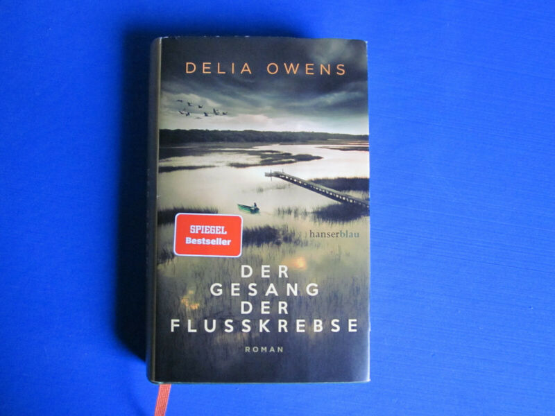 Der Gesang der Flusskrebse, Delia Owens
