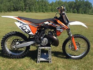 2012 KTM 250sx with 300 kit