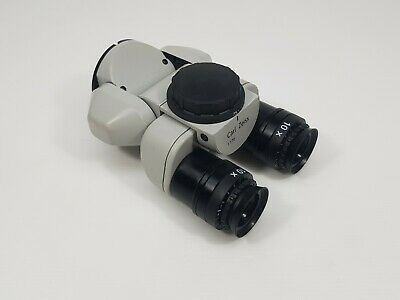 Carl Zeiss 0-180 Degree Inclinable Binoculars New Style 10x Magnetic Eyepiece