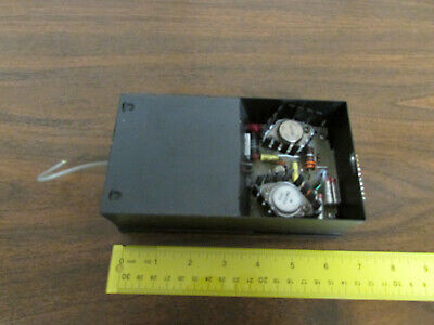 Spellman High Voltage Power Supply Rm10n10kdx590 10kv 1ma 28vdc In