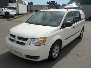 2009 Dodge Grand Caravan Cargo Van with Shelving