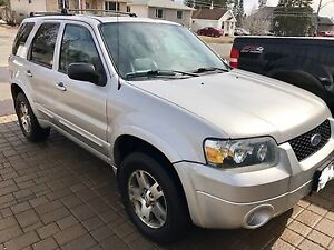 **2005 Ford Escape Limited Edition **
