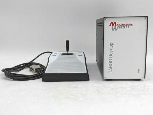 Marzhauser Sensotech TANGO 2 Desktop with Joystick -NR4055