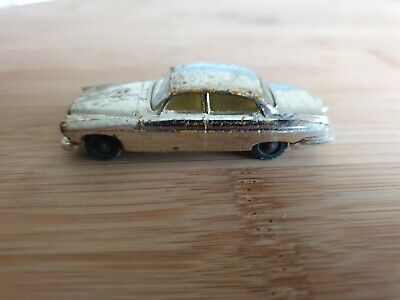 Vintage Husky Jaguar Mk10,  Playworn