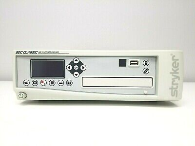 Stryker Sdc Classic Hd Image Capture Device 240-050-989