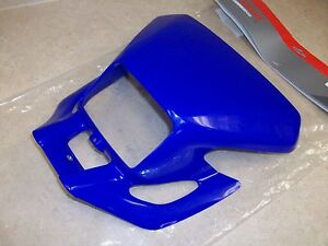 NEW OEM YAMAHA HEADLIGHT BEZEL SHROUD COVER WR250F WR 250F 2001 2002 2003 2004