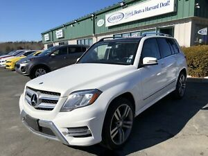 2014 Mercedes-Benz GLK-Class KEYLESS/ALLOYS/LEATHER/DIESEL/AWD