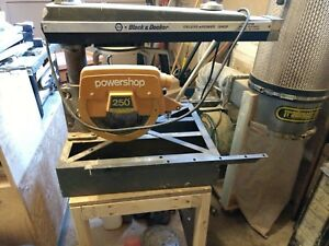 "Dewalt 10"" Radial Arm Saw RAS"