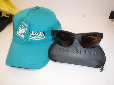 Drennan Polarised Sunglasses Polar Eyes & baseeball cap