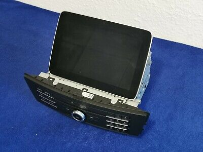 Mercedes Comand Set APS NTG 5 A1669005420 GLE W166 GLS X166 Head Unit C292 Coupe