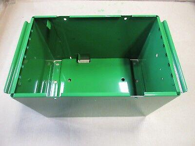 John Deere 50 60 Correct Battery Box Has Tractor Centerline
