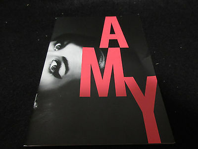 Amy Japan Film Program Book Amy Winehouse Asif Kapadia