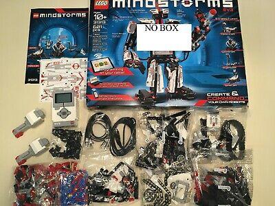 LEGO Mindstorms EV3 31313 - 100% Complete.  No Box