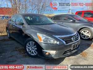 2013 Nissan Altima 2.5 | CAR LOANS FOR ALL CREDIT