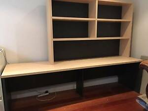 Large Wooden Desk For Sale ASAP Hunters Hill Hunters Hill Area Preview