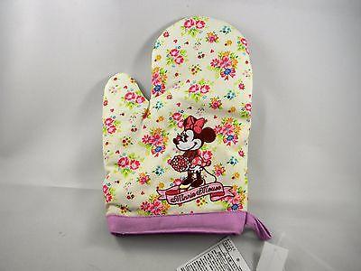 Tokyo Disney Resort Minnie Potholder NEW JAPAN Land Sea Pot Holder Land Pot Holder