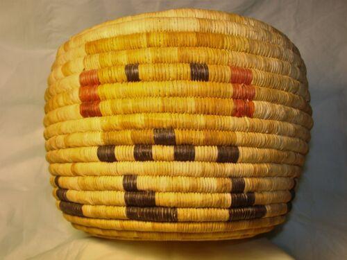 Hopi Basket - Kachina