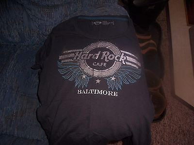 Hard Rock Cafe Baltimore T-Shirt Size Medium