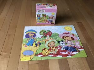 Childrens Puzzles Various (One Lot) Strawberry Shortcake Princes