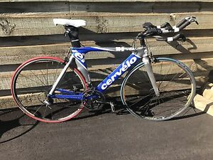 Cervelo P2 time trial/triathlon bike. 50cm small frame. Warrnambool Warrnambool City Preview