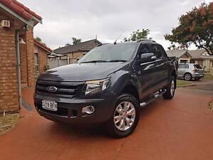 2015 Ford Ranger Ute Oakden Port Adelaide Area Preview