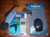 Nokia 3310 Celeste Originale Giacenza Nokia Aggiornato + Batt. Nuova E Accessori Celeste- nokia - ebay.it