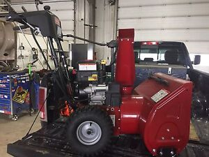 "Reduced!!!Brand new Craftsman 24"" snow blower"