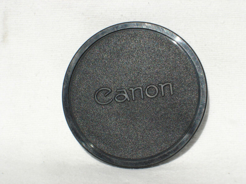 CANON FD Body CAMERA CAP Slip ON for AE-1 A-1 AT-1 AV-1 TLb T50 T70 F-1 Genuine