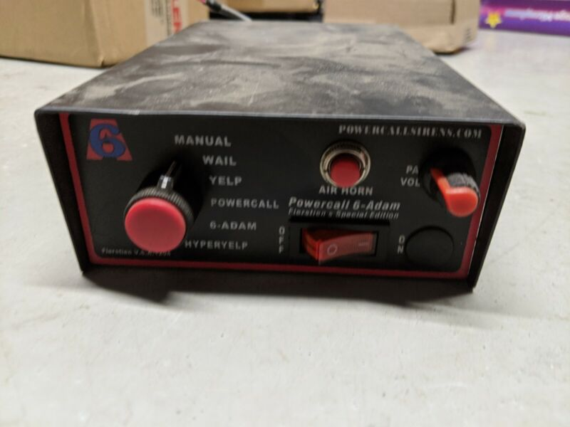 Powercall Adam-6 Controller