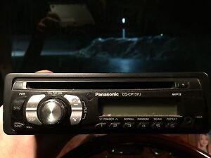 Panasonic Cd/MP3 Car Stereo