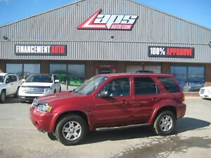 Ford Escape 4dr Limited Auto 4WD