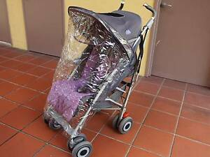 Luxurious Maclaren Techno XLR stroller + lots of accessories EUC Petersham Marrickville Area Preview