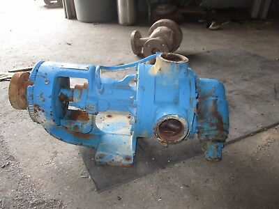 Viking K4124a Iron Pump 726311jw Sn8588800209 Ports2 Threaded Used