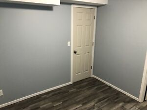 Room for rent in newly developed basement