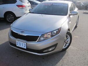 2012 KIA OPTIMA LX |Bluetooth •Alloys•Heated Seats • Sirius XM