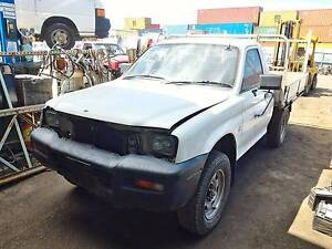 Wrecking 01 #Mitsubishi #Triton MK SCab #Ute MT RWD 151125 Port Adelaide Port Adelaide Area Preview