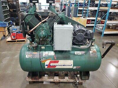 Champion Air Compressor Model - Hra25-12 Serial R70a 15217