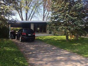 maison à vendre secteur Lafontaine