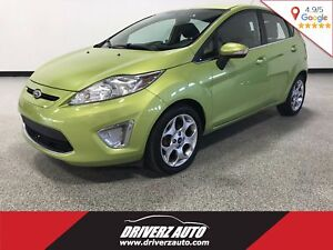 2011 Ford Fiesta SES CLEAN CARPROOF, BLUETOOTH, HEATED SEATS