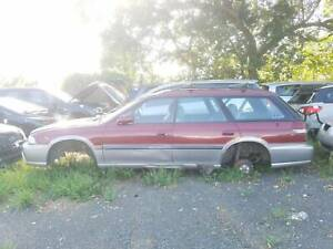WRECKING 1996 SUBARU OUTBACK 2ND GEN WAGON - STOCK #SO9718 Sherwood Brisbane South West Preview