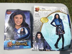 Evie from Descendants Costume and Wig