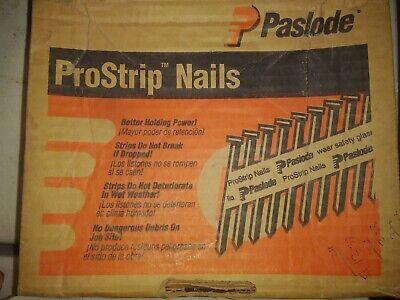 Paslode Framing Nails 2x .113 Hot Dip Galvanized 30 Deg Ring Shank